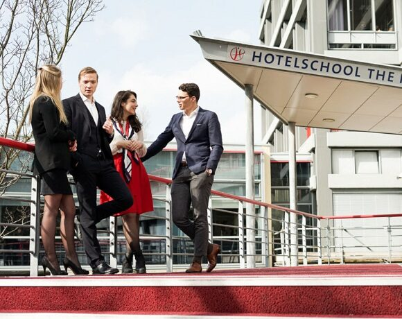 Teacher Change Management – Hotelschool The Hague