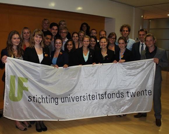 Board Member and Secretary of University Fund Twente